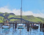 Carey's Bay Wharf